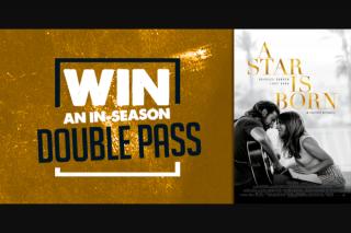 lafm TAS – Win a Double Pass Gift Bag Thanks to Launceston Village Cinemas and Launceston's Best Mix..
