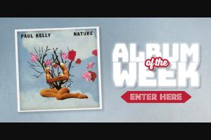 lafm TAS – Win Lafm's Album of The Week