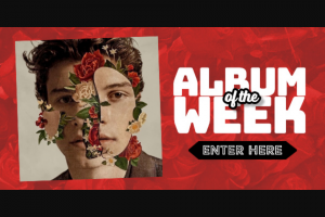 Lafm TAS – Win Lafm's Album of The Week From Shawn Mendes's Self Titled Third Studio Album