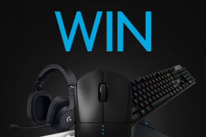 Logitech – Win a Logitech Peripheral Pack & Pax Australia Badges Worth $903.80/twitter (prize valued at $904)