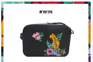 Marcs Clothing – Win The Nell Oliver Camera Bag Valued at RRP $249.95 (prize valued at $249.95)