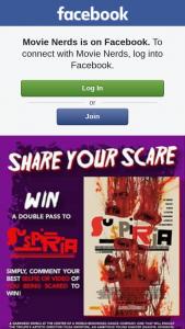 Movie Nerdz – Win 1 of 10 Double Passes to Suspiria