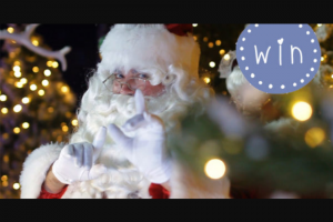 Mums Grapevine – Win a Family Pass (4 Tickets) to Santa's Magical Kingdom (prize valued at $142.68)