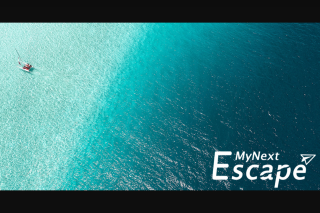 My Next Escape – Win The Prize (prize valued at $1,000)