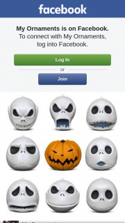 My Ornaments – Win this The Many Faces of Jack Skellington 25th Anniversary Porcelain Ornament Set of 9 From Wwwmyornaments