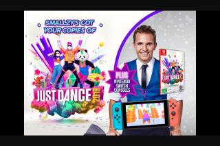 NOVA FM – Win a Copy of The Brand New Game Just Dance 2019