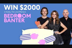 NOVA FM – Win $2000 In Kate