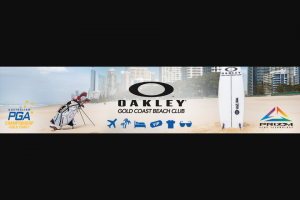 Oakley Beach Club – Win The Following Prize (prize valued at $2,800)