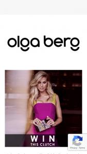 Olga Berg – Win $1000 Amazon Gift Card