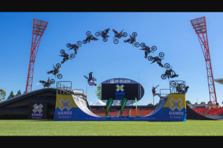 PedestrianTV – Tickets to The X Games Sydney 2018 Show on The 19th of October to 50 Lucky Thrill Seekers (prize valued at $4,450)