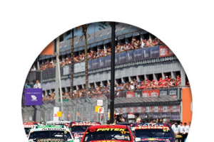Plusrewards – Win a Course Car Experience at The Coates Hire Newcastle 500 (prize valued at $6,350)