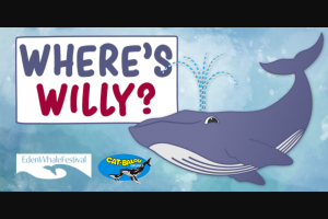 Powerfm Bega Bay – Win a Spot on The Cat Balou – for The Eden Whale Fest/find Willy on 981powerfm Site and Enter