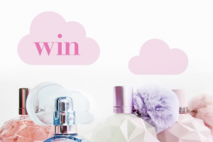 Priceline – Win 1 of 5 X #arianagrande Fragrance Packs (prize valued at $1,330)