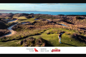 Qantas Golf Club Free- Win The Ultimate VIP Golf Trip to Tasmania for You and Three Friends (prize valued at $30,000)