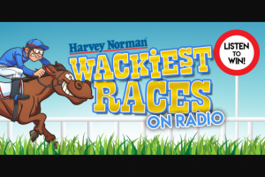 Radio 1467 Mildura – Tickets to The Mildura Races on Melbourne Cup Day and a DVD From The River1467 Prize Cupboard (prize valued at $600)