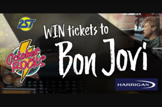 Radio 2st Nowra – Win Tickets to Bon Jovi