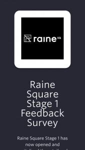 Raine Square – Win a $250 Coles Gift Card (prize valued at $250)