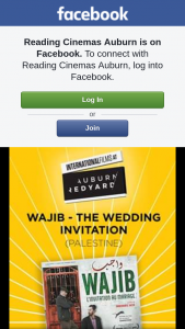 Reading Cinemas Auburn – 10 Double Passes to See Wajib