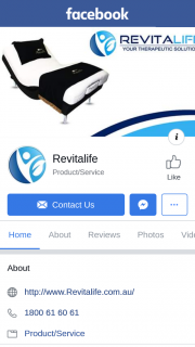 Revitalife – Another Bed