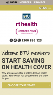 RT Health Fund – Win an Ipad Pro