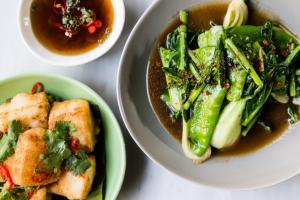 Russh magazine – Win The Ultimate Vegan Feast at Longrain