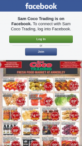 Sam Coco Trading – Win a $100 Sam Coco Trading Voucher (prize valued at $100)