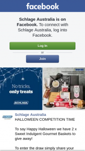 Schlage Australia – Win a DVD Prize Pack