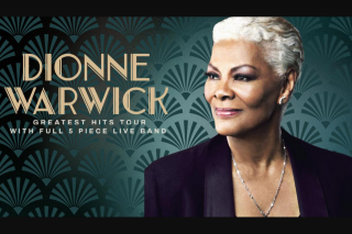 Smooth FM – and Soul Icon Dionne Warwick Is Returning for a String of Intimate Headline Shows this November