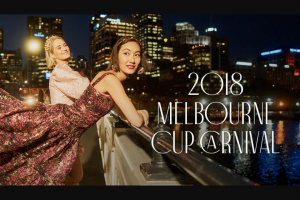 Smooth FM – Tickets for You and a Friend to Attend Lexus Melbourne Cup Day