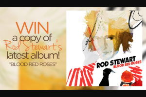 "Smooth FM – Win a Copy of ""blood Red Roses"" Simply Enter Your Details Below"