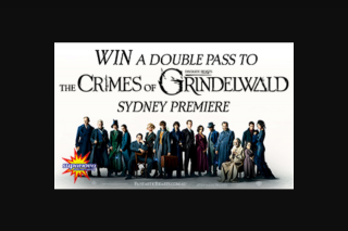 Supanova – Tickets to The Sydney Premiere of Fantastic Beasts