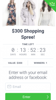 Sydney's Fashion Boutique – Win a $300.00 Shopping Spree