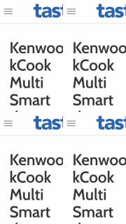 "Taste – ""win It – kenwood Kcook Multi Smart Thermo Cooker"" (prize valued at $1,699)"