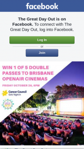 The Great Day Out – 5 X General Admission Double Passes