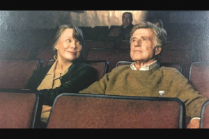 The Senior – Win The Old Man and The Gun Tickets
