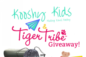 _tigertribe_ – Win a Sensational Toddler Travel Pack Worth $225.