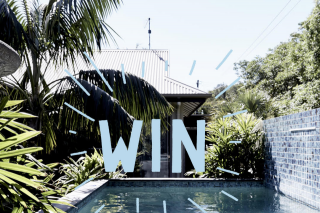 Villas of Byron – Win an Escape for Two to Byron Bay (prize valued at $1,000)