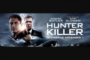 Visa Entertainment – Win 1 of 20 Double Passes to See The Film