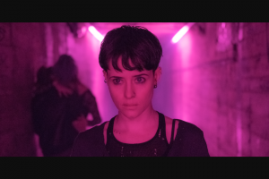 Weekend Edition Brisbane – Tickets for You and a Friend to Our Preview Screening of The Girl In The Spider's Web