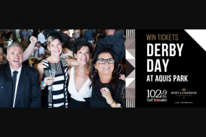 Win a Fantastic Race Day Experience at The Derby Day Party By Moet Ice Imperial