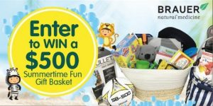 Brauer – Win a fantastic Summertime Fun pack valued at over $500