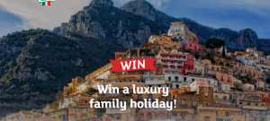 D'Orsogna – Win 1 of 4 luxury Family Holidays for 4 valued at valued at up to $30,000