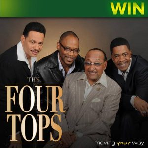 Europcar Australia – The Four Tops Cabaret Dinner and Show – Win 1 of 2 prizes of overnight accommodation at the Sofitel Sydney Wentworth for 2 plus 2 tickets for The Four Tops Cabaret Dinner and Show (total prize valued at $2,480)