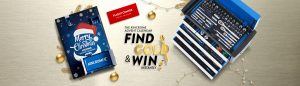 Kincrome Australia – Advent Calendar – Win 1 of 5 Travel vouchers valued at $2,000 each OR 1 of 40 minor prizes
