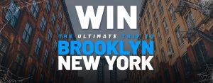 Network Ten – Spider-Man Into The Spider-Verse – Win the ultimate trip for 2 to Brooklyn, New York valued at $12,760