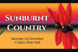 Adelaide Review – Win a Double Pass to The Adelaide Wind Orchestra's 'sunburnt Country'