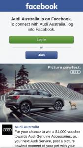 Audi – Win a $1000 Voucher Towards Audi Genuine Accessories
