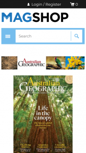 Australian Geographic – Win a Luxury Holiday Valued at Over $25000 (prize valued at $60)