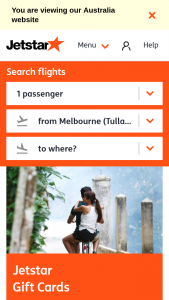 Australian Radio Network – Win a Jetstar Gift Card (prize valued at $8,000)
