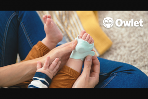 Babyology – Win The Very Clever Owlet Smart Sock for Baby (prize valued at $399)